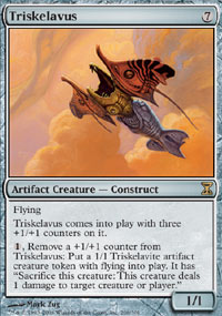 Magic the Gathering Time Spiral Single Triskelavus - NEAR MINT (NM)
