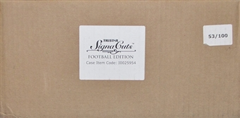 2012 TriStar SignaCuts Football Hobby 24-Box Case