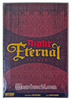True Blood: Night Eternal Card Game Box (Cryptozoic 2013)