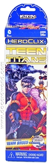 DC HeroClix Teen Titans Booster 5-Figure Pack