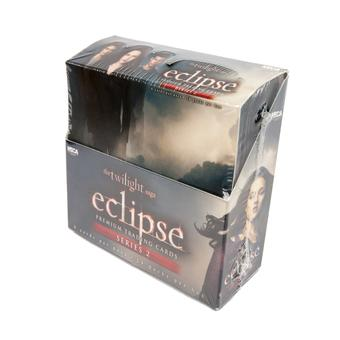 Twilight Eclipse Series 2 Trading Cards Box (NECA 2010)