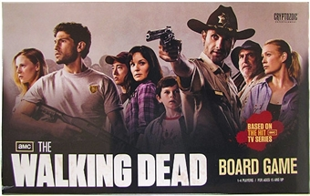 The Walking Dead Board Game (Cryptozoic Entertainment)