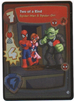 Marvel Super Hero Squad Foundation Single Two of a Kind Rare