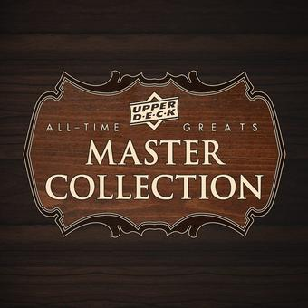 2016 Upper Deck All-Time Greats Master Collection Set (Box)