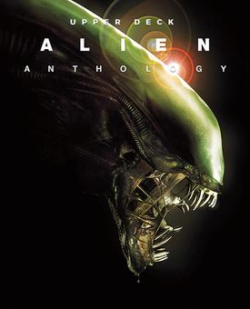 Alien Anthology Trading Cards 12-Box Case (Upper Deck 2016) (Presell)