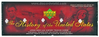 History of the United States Factory Set (2004 Upper Deck)