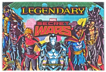 Marvel Legendary: Secret Wars Big Box Expansion (Upper Deck)
