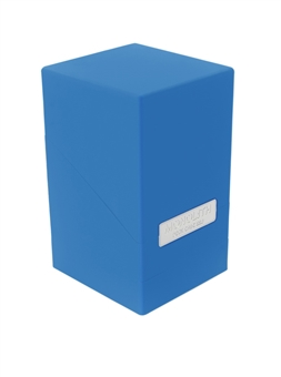 Ultimate Guard Monolith Deck Case 100+ Standard Size Blue