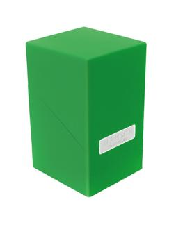 Ultimate Guard Monolith Deck Case 100+ Standard Size Green