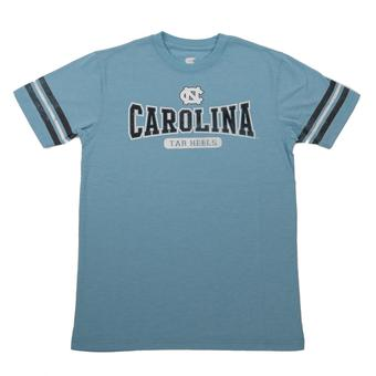 North Carolina Tar Heels Colosseum Baby Blue Youth Thunderbird Tee Shirt (Youth XL)