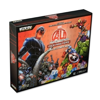 Marvel Dice Masters: Avengers Age of Ultron Collector Box