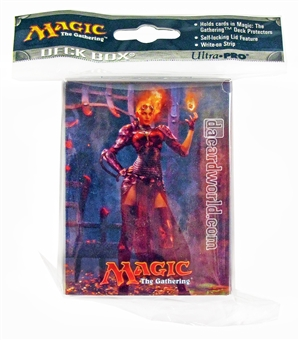 Ultra Pro Magic the Gathering Chandra Promo Art Deck Box