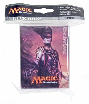 Ultra Pro Magic the Gathering Ashiok Nightmare weaver Deck Box