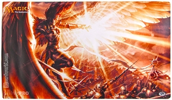 Ultra Pro Magic Dragon's Maze Gleam of Battle Playmat - Regular Price $21.99 !!!