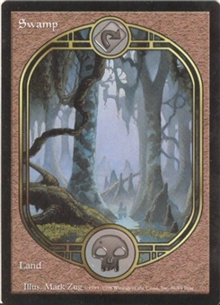 Magic the Gathering Unglued Single Swamp - NEAR MINT (NM)