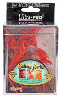 "Ultra Pro Gallery Series Jeff Easley Art ""Dragon"" Deck Vault"