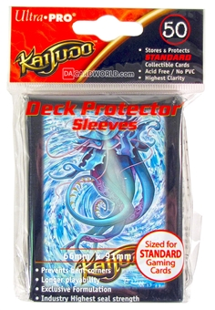 Ultra Pro Kaijudo Tritonus Standard Deck Protectors 120 Pack Case (50ct Packs - Great for Magic)!