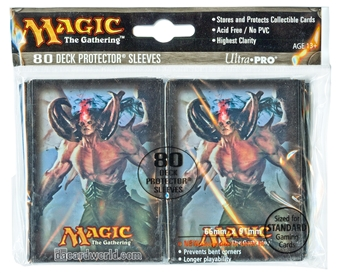 Ultra Pro Magic the Gathering Griselbrand Deck Protectors (80 count pack)
