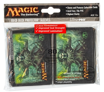 Ultra Pro Magic the Gathering Korozda Deck Protectors Horizontal (80 count pack)