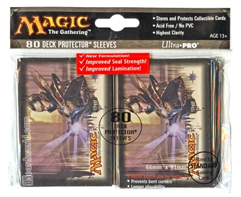 Ultra Pro Magic the Gathering Vizkopa Deck Protectors Horizontal (80 count pack)
