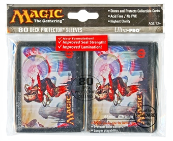 Ultra Pro Magic the Gathering Nivix Deck Protectors Horizontal (80 count pack)
