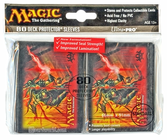 Ultra Pro Magic Rix Maadi Horizontal Deck Protectors (80 count pack) - Regular Price $8.99 !!!