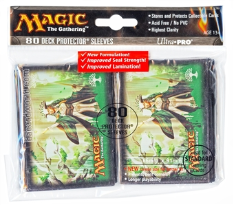 Ultra Pro Magic Vitu - Ghazi Horizontal Deck Protectors (80 count pack) - Regular Price $8.99 !!!