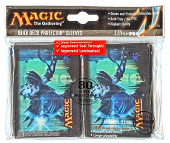 Ultra Pro Magic the Gathering Dusk Mantle Deck Protectors Horizontal (80 count pack)