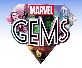 Upper Deck Marvel Gems Trading Cards 10-Box Case (Upper Deck 2016) (Presell)