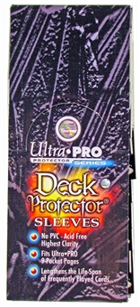 Ultra Pro Chaotic Standard Deck Protectors Box - 12 Packs