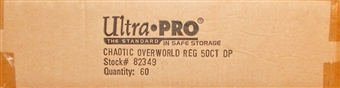 Ultra Pro Chaotic Overworld Standard Deck Protectors Case - 60 Packs (3000 SLEEVES !!!!)