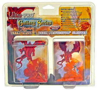 Ultra Pro Easley Final Stand Tin Deck Vault & 50ct Deck Protectors Combo
