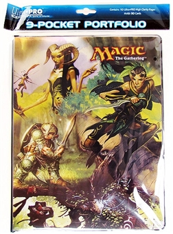 Ultra Pro Magic the Gathering Morningtide 9-Pocket Portfolio Case (12 Count)