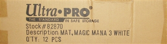 Ultra Pro Magic the Gathering White Sun Titan Playmat Case of 12