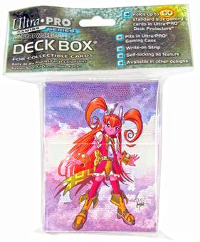 Ultra Pro Skylar & Skyla Deck Box by Sonny Strait (60 Count Case)