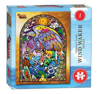 The Legend of Zelda Wind Walker Collector's Puzzle (USAoply)