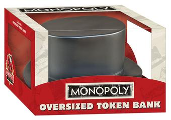 Monopoly: Oversized Hat Token Bank (USAopoly)