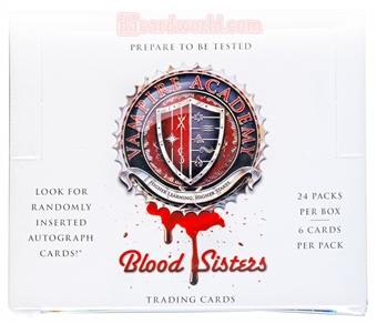 2014 Leaf Vampire Academy: Blood Sisters Hobby Box