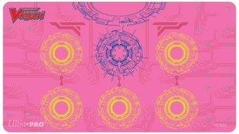 Ultra Pro Cardfight!! Vanguard Pink Placement Guide Playmat (Case of 12)