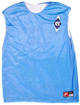 Vince Carter North Carolina Game Used Practice Jersey (1997/98)