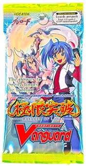 Cardfight Vanguard 6: Breaker of Limits Booster Pack