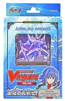 Cardfight Vanguard Blaster Blade Trial Deck