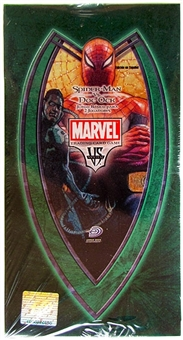 Vs System Marvel Spiderman vs Doc Ock 2-Player Starter Box - Spanish Edition