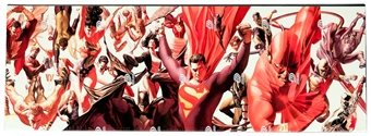 Vs System DC (JLA) Justice League of America Collectors Gift Box