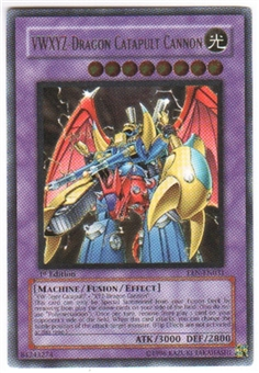Yu-Gi-Oh Elemental Energy Single VWXYZ-Dragon Catapult Cannon Ultimate Rare
