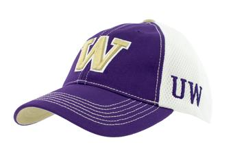 Washington Huskies Top Of The World Calamity Purple & White Adjustable Hat (Adult One Size)
