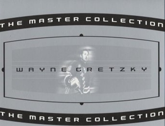 2000/01 Upper Deck Wayne Gretzky Hockey Master Collection Set