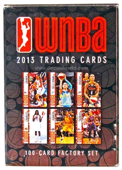 2013 Rittenhouse WNBA Basketball Hobby Set