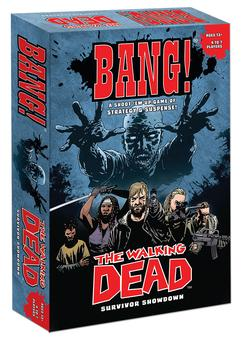 Bang! The Walking Dead (USAopoly)