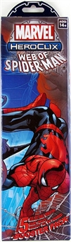 Marvel HeroClix Web of Spiderman Booster Pack